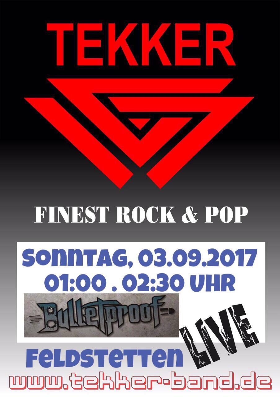 Bulletproof_Feldstetten Plakat