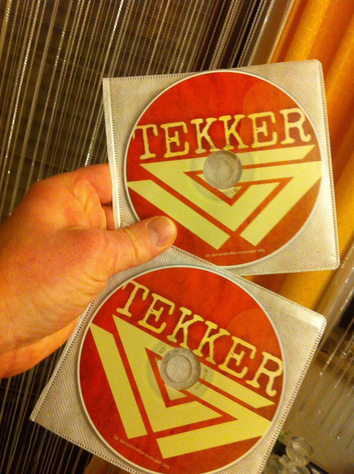 TEKKER CD_1